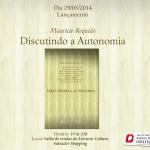 Livro Discutindo a Autonomia – obras coletivas